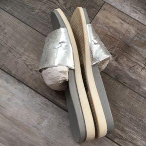Franco Sarto Shoes - Size 9.5 Franco Sarto silver Sandals